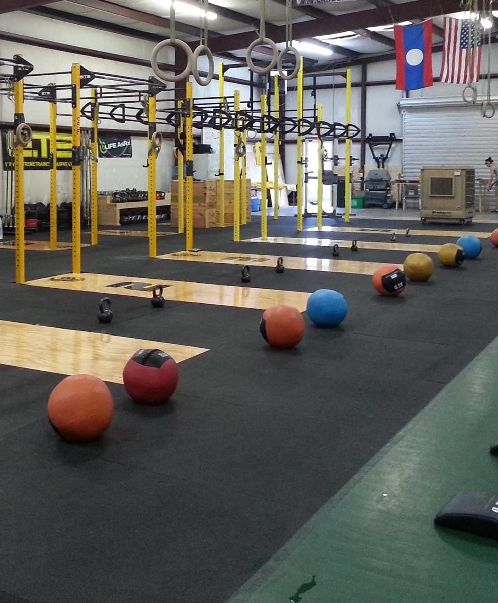 Forças Especiais CrossFit