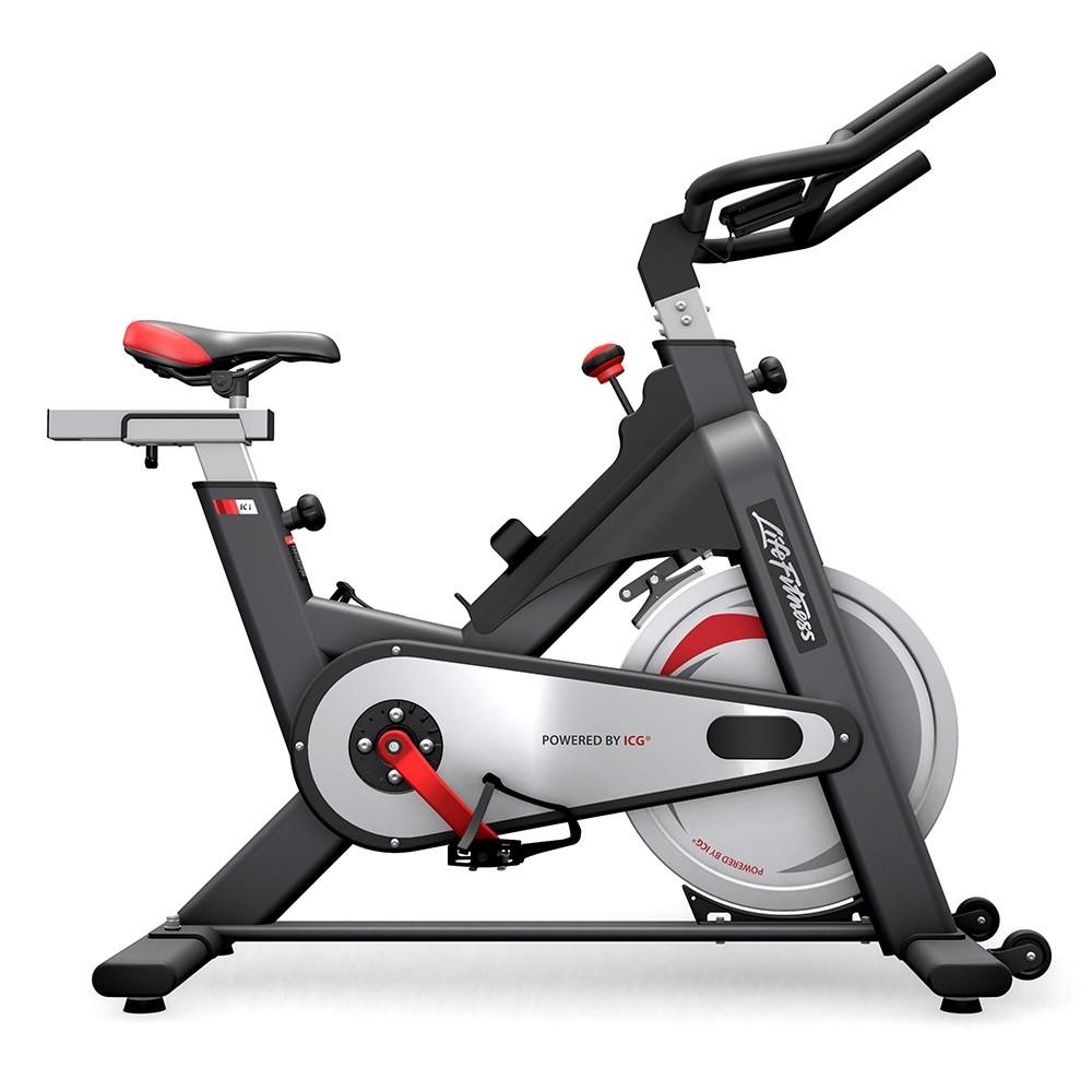 Life Fitness Tomahawk IC1 Bicicleta giratória