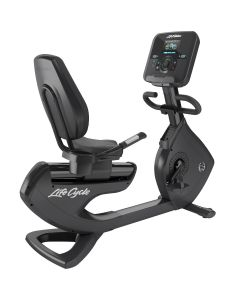 Life Fitness Platinum Explore Bicicleta Reclinada (Bicicletas reclinables)