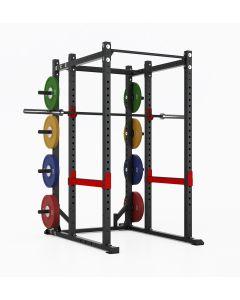 Titanium Strength Athletic Power Rack X Line - 100% Profesional (Musculación)