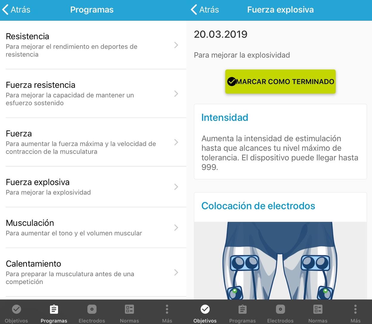 montaje compex app3